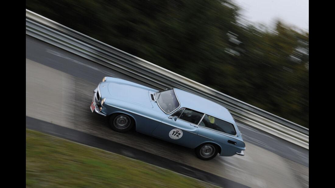 Eifel Classic 2010 - Volvo P 1800 ES