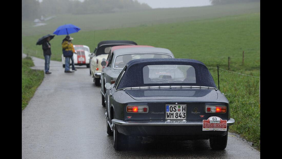 Eifel Classic 2010 - Wertungsprüfung