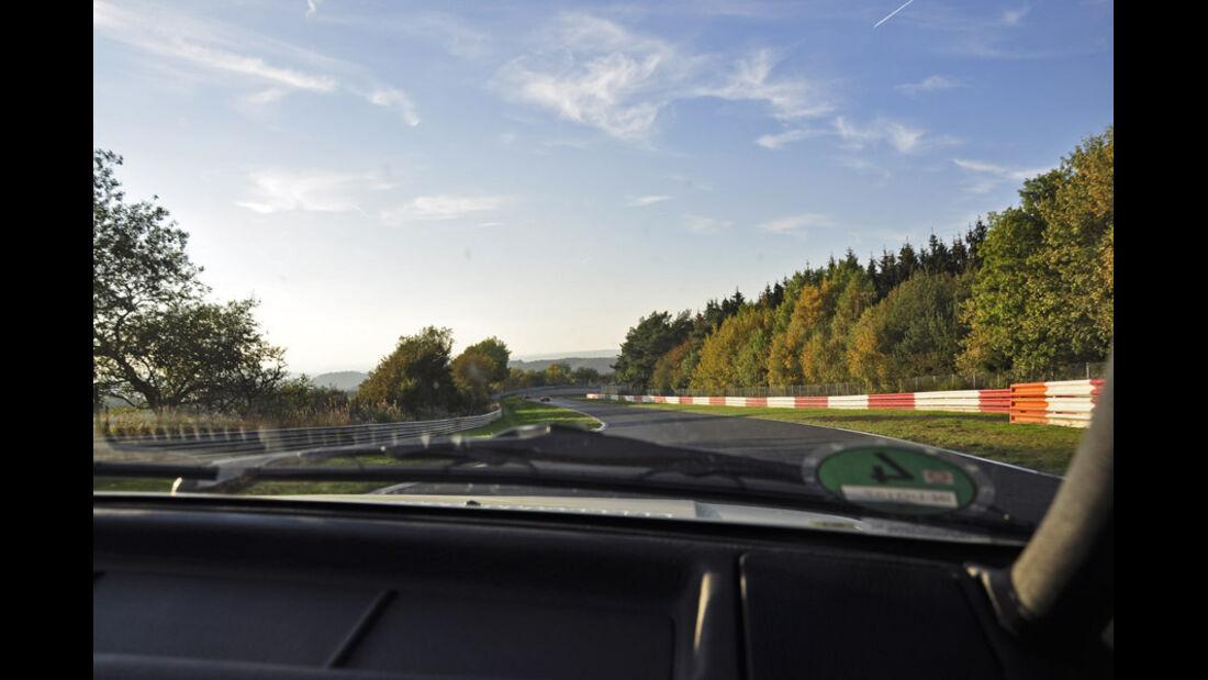 Eifel Classic 2011, Tag 1, Audi