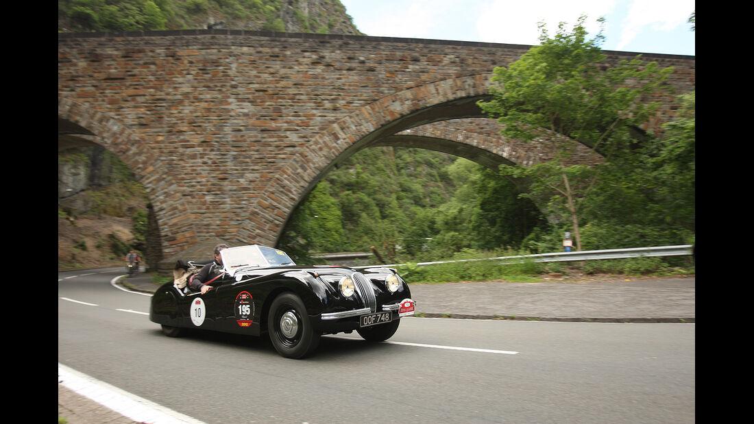 Eifel Classic 2012, Tag 1, Arturo Rivas