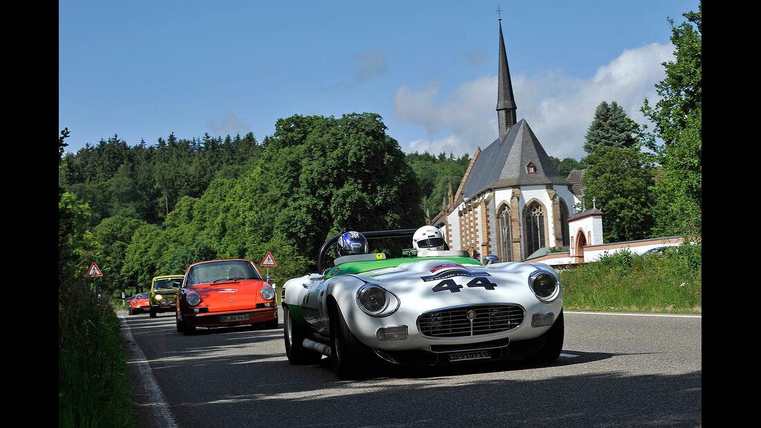 Eifel Classic 2012, Tag 2, Hardy Mutschler
