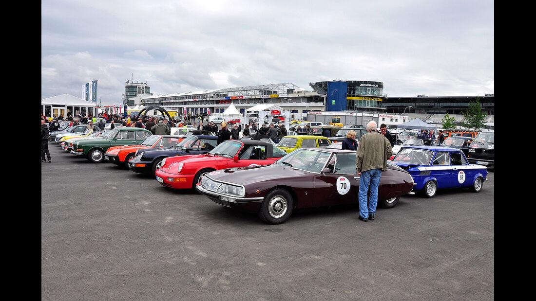 Eifel Classic, 2012, Vortag, Rallyelehrgang
