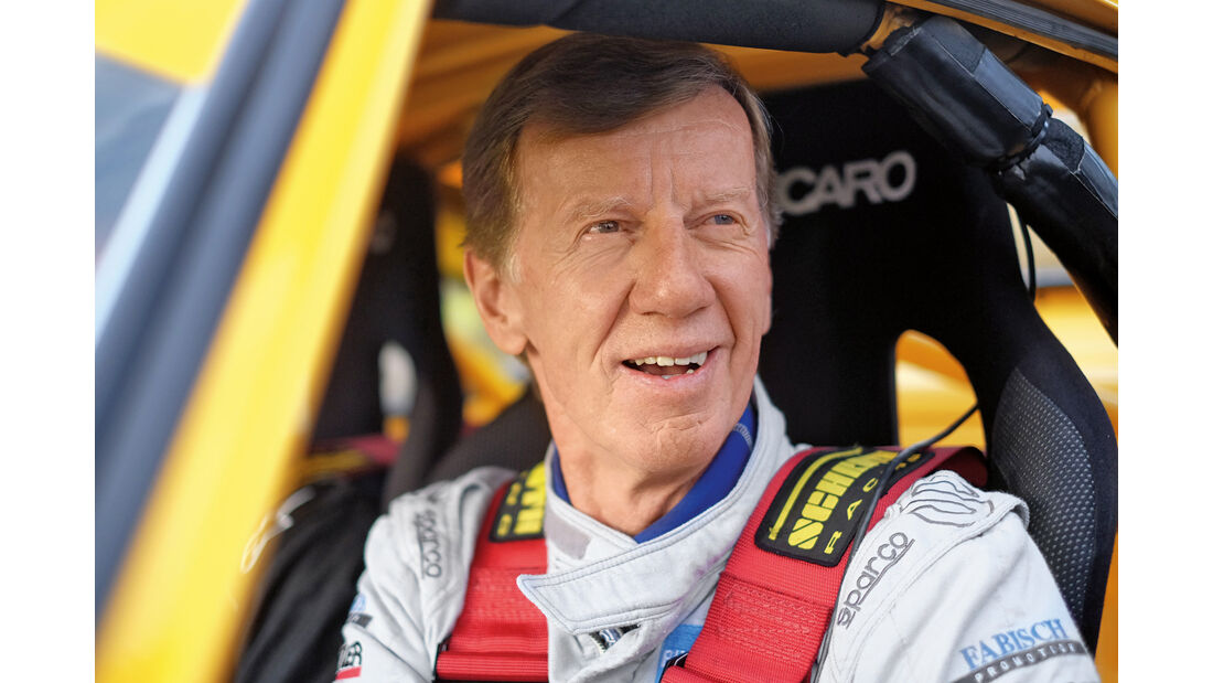 Eifel Rallye Festial 2015, Walter Röhrl