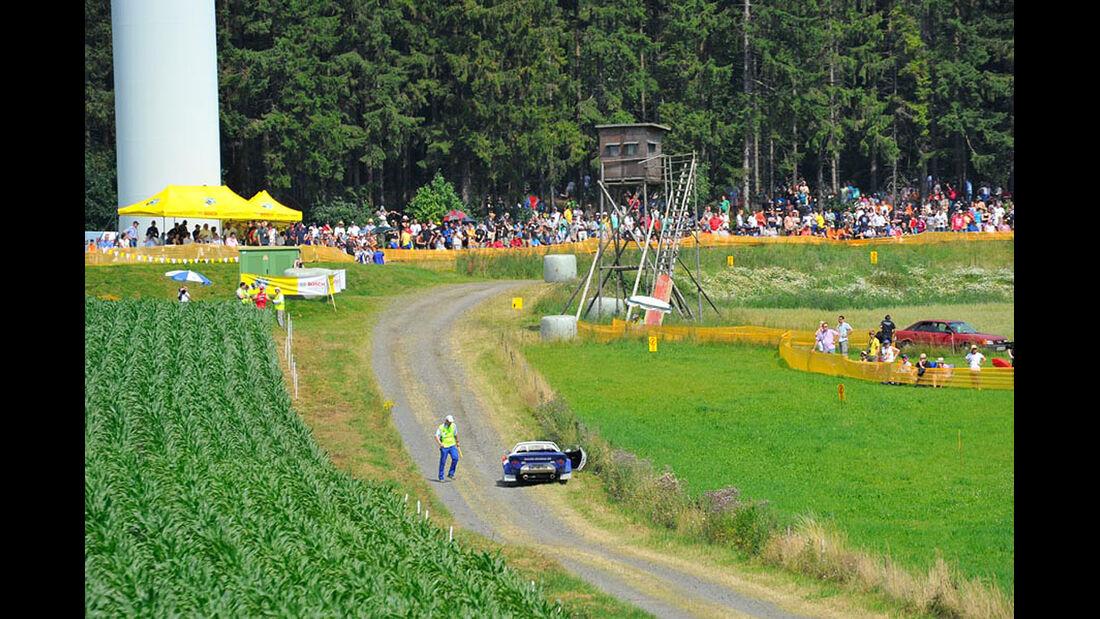 Eifel Rallye Festival 2012, mokla, 0720