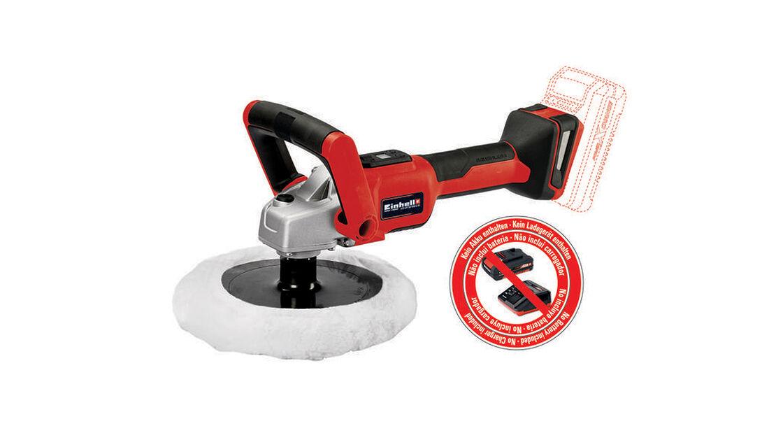 Einhell CE-CP 18/180 Li E-Solo, Poliermaschine