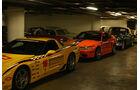 Einige Schätze im Keller des Petersen Automotive Museum