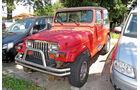 Einkaufs-Tour, Jeep Wrangler