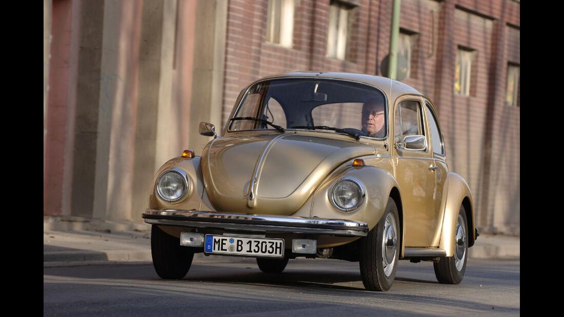 Einkaufsführer, VW Käfer, Front