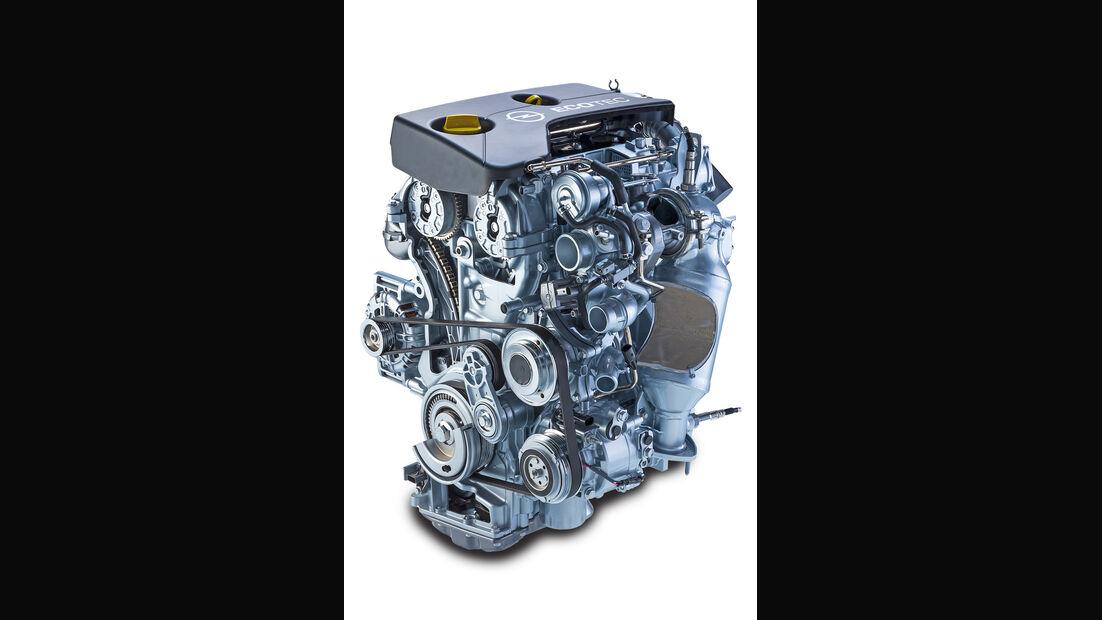 Einliter-Turbobenziner