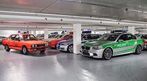 Einsatzfahrzeuge BMW Classic Depot