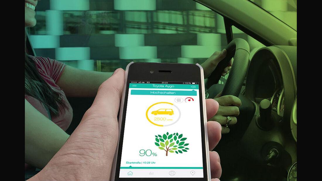 Ekoio App Screenshot