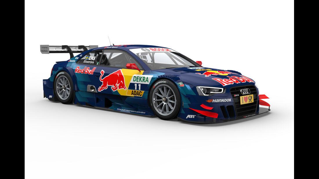 Ekström Audi RS5 DTM 2013