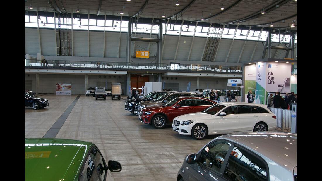 Electric Vehicle Symposium 2017 - Stuttgart - Messe - EVS30