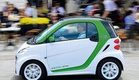 Elektro-Mobilität, Fahrzeug