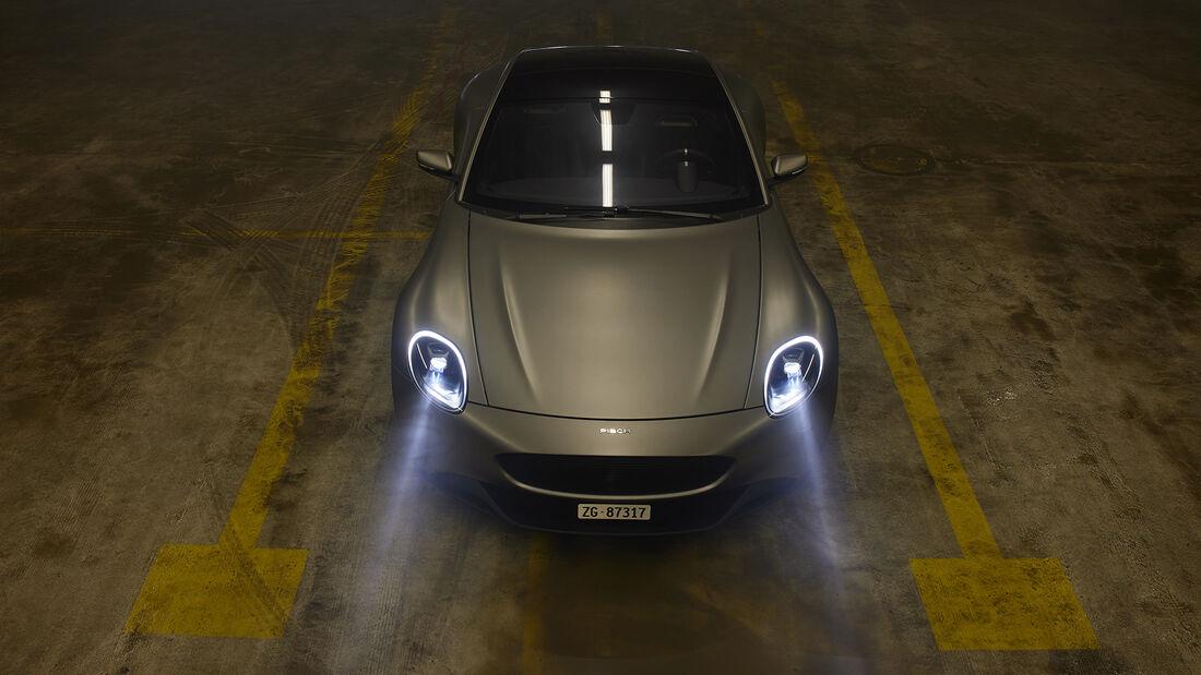 Elektro Sportwagen Piëch GT 2021
