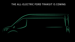 Elektro-Transit kommt 2021