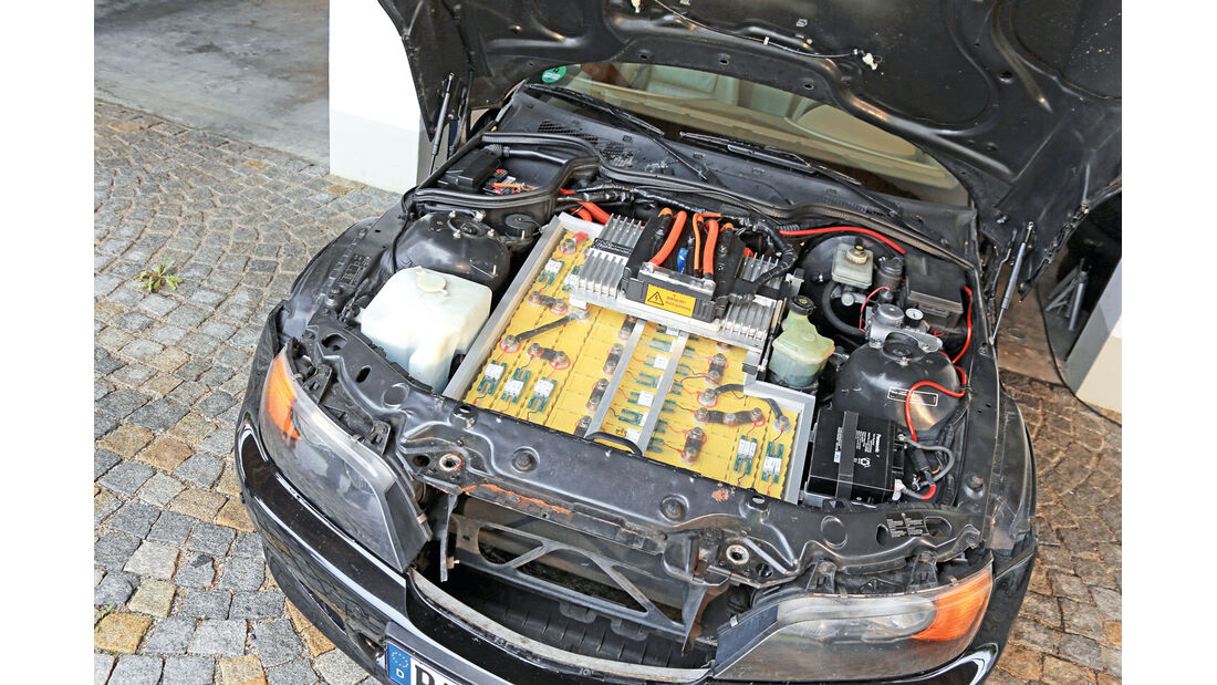 Elektro-Umbauten, Auto, Motor