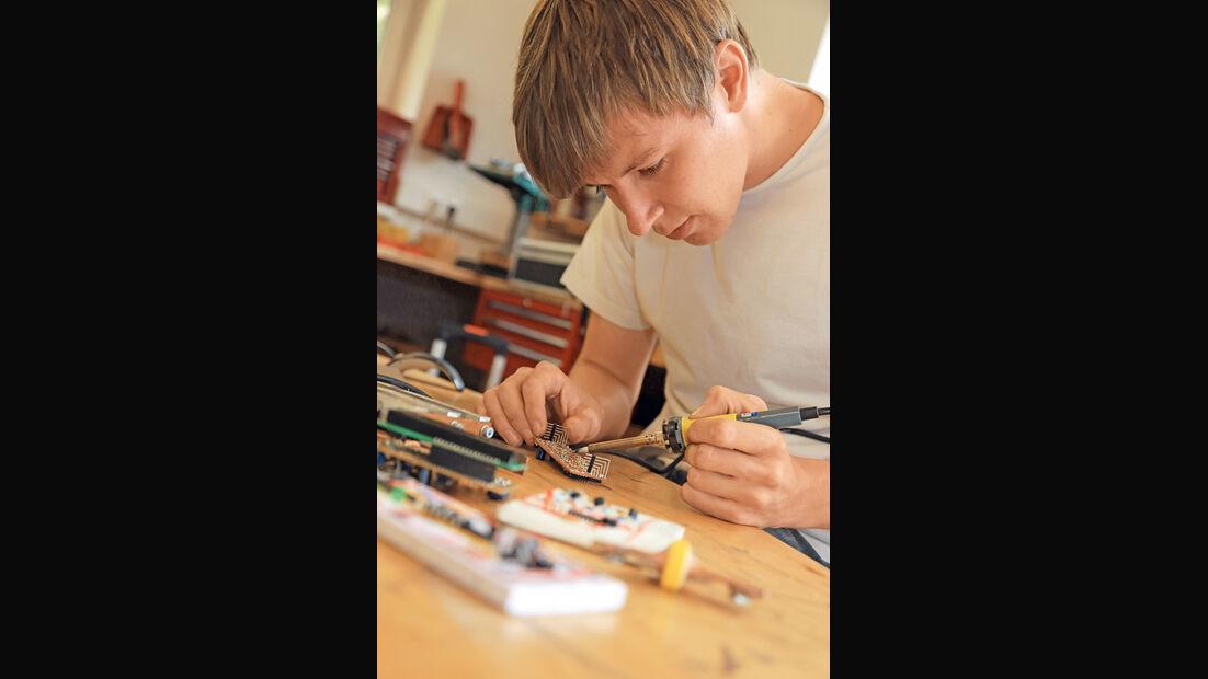 Elektro-Umbauten, Felix Ballendat