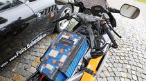 Elektro-Umbauten, Motorrad