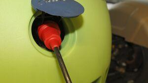 Elektroauto, Batterie, aufladen