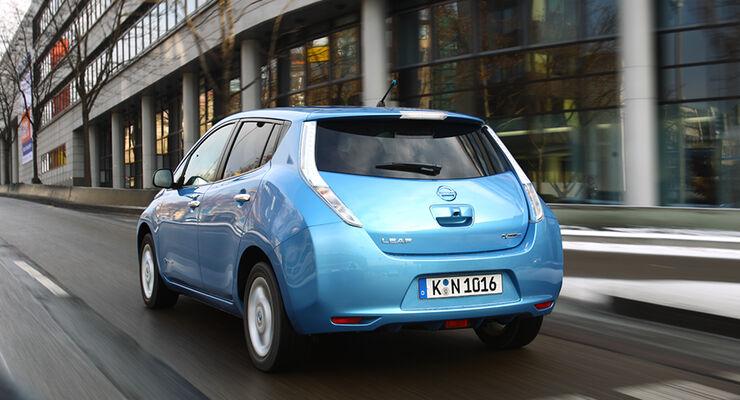 Nissan e-Power: Elektrisch fahren ohne nachzuladen - auto motor und ...