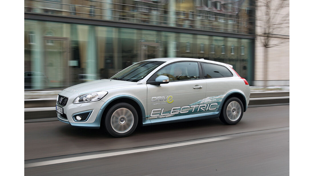 Elektroauto Volvo C30 Electric