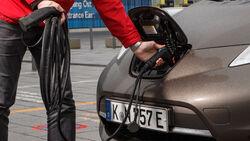 Elektroauto laden