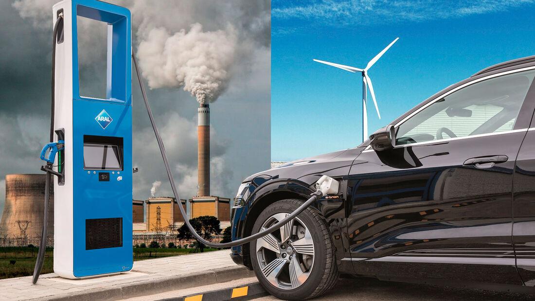Elektroautos CO2 Kohlestrom