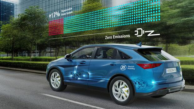 Elektromobilität von ZF