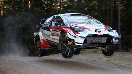 Elfyn Evans - Rallye Schweden 2020