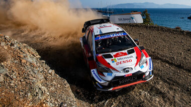 Elfyn Evans - Rallye Türkei 2020