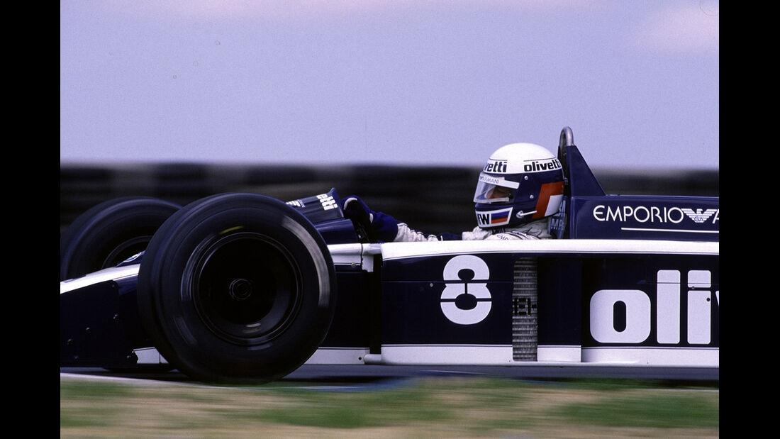 Elio de Angelis - 1986 - Brabham