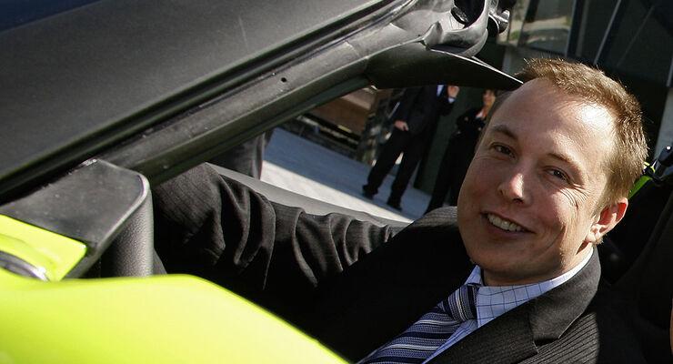 Elon Musk, Tesla Motors