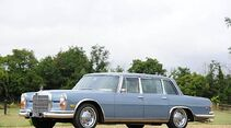 Elvis Presley Mercedes-Benz 600