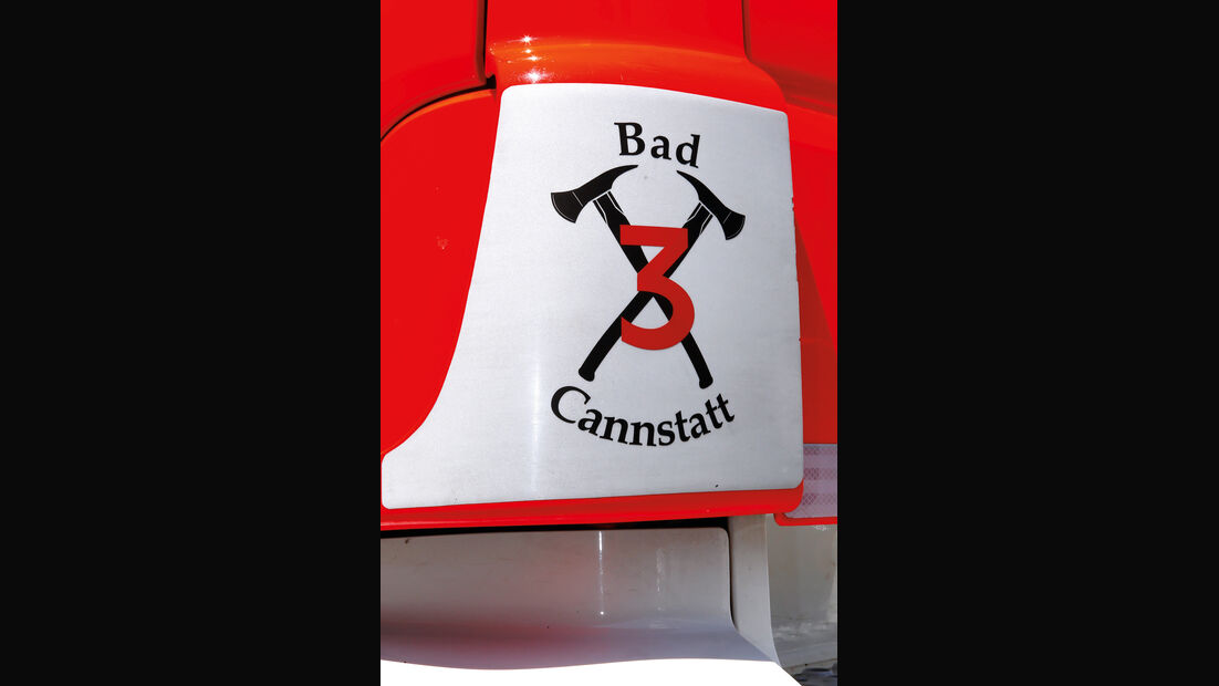 Emblem, Feuerwehr Cannstatt