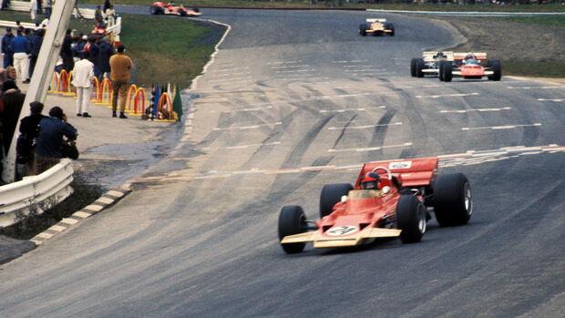 Emerson Fittipaldi - Lotus - GP USA 1970