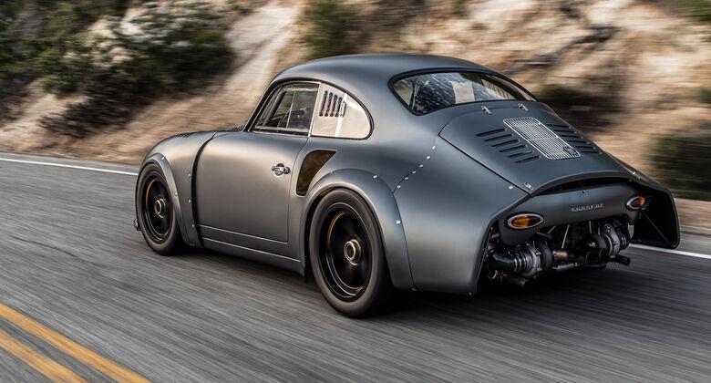Emory Motorsport Porsche 356 RS Tuning Umbau USA Outlaw