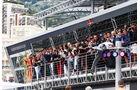 Energy Station - Formel 1 - GP Monaco - 25. Mai 2013