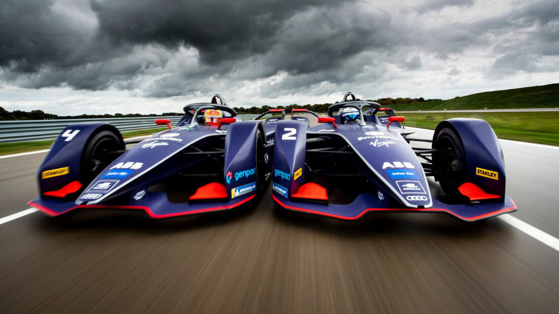 Envision Virgin - Formel E - 2019