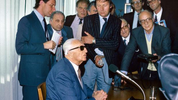 Enzo Ferrari - 1988
