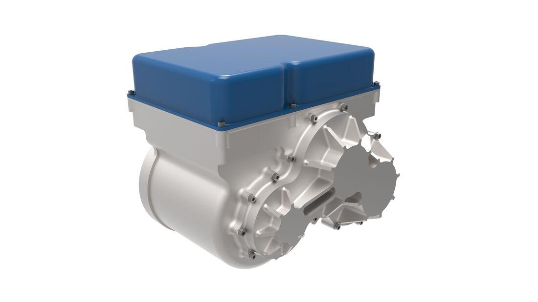 Eqipmake Spoke Motor Elektromotor
