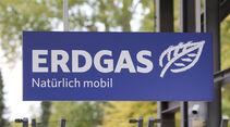 Erdgasschild