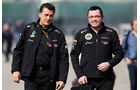 Eric Boullier - Formel 1 - GP China - 12. April 2013