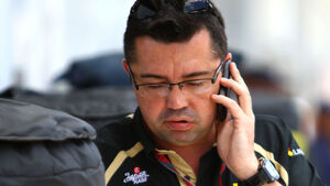 Eric Boullier - GP Brasilien - 24. November 2011