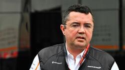 Eric Boullier - McLaren - 2018