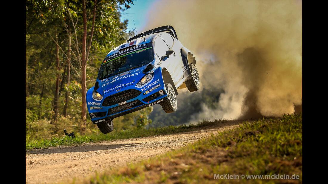 Eric Camilli - WRC Australien 2016