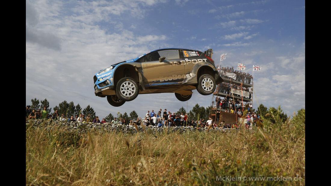 Eric Camilli - WRC - Rallye Italien 2016