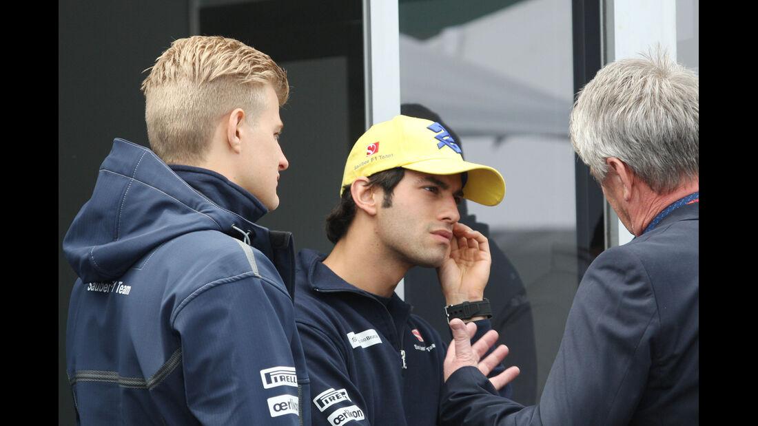 Ericsson & Nasr - Sauber - Formel 1 - GP Australien - 12. März 2015