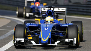Ericsson & Nasr - Sauber - GP China 2015