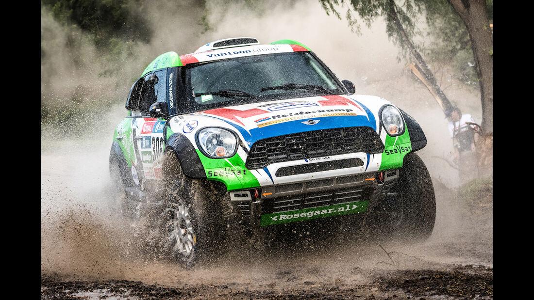 Erik Van Loon - Dakar 2016
